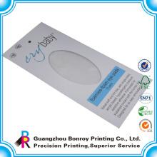 Sobre de papel DL personalizado de regalo de papel impreso