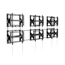 Suportes de parede de vídeo multi-tela (EVS102)