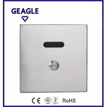 Easy to Install Electrically Operated Urinal Flush Valve Concealed Type SS Concealed Box ZY-1066A/D/AD