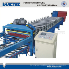 High quality fast auto corrugated iron sheet making machine roll forming