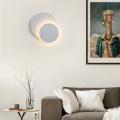 9W Rotatable LED Wall Light Night Light