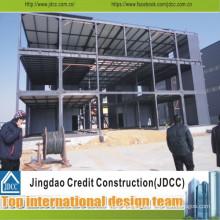 Low Cost Multi-Story Prefabricated Light Steel Buildings