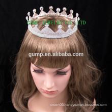 Fashion Design Tiara Women Rhinestone Hair Crown