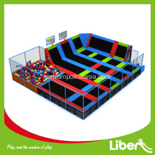 Safe Kids Big Commercial Trampoline Indoor