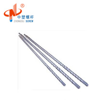 plastic blowing machine parts/single extruder screw and barrel