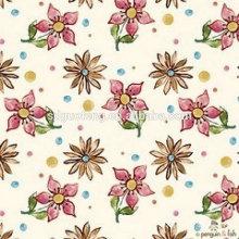 Напечатанные постельные принадлежности ткани /цветы дизайн печатание ткани для домашнего текстиля /Дополнительная широкая Ширина печати ткани для постельного белья