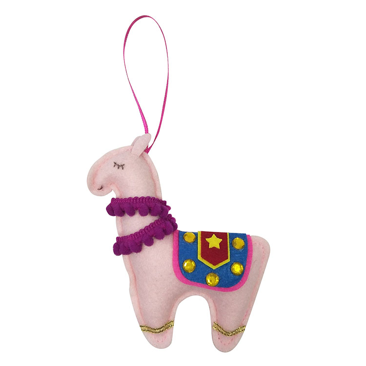 Llama Hanging Ornaments Decorations