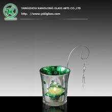 Стеклянная свеча Votive (5X6X7CM)