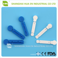 CE FDA ISO Approved made in China medical Sterile blood lancet