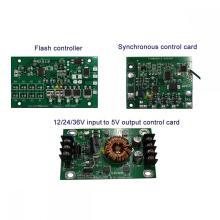 Tarjeta de control síncrono de 12V / 24V / 36V a 5V