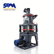 Type de broyeur et moulin de pierre de corindon ISO9001 pour le Ghana