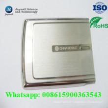 Kundenspezifische Aluminium-Druckguss-CNC-Mobiltelefon-Abdeckungs-Shell