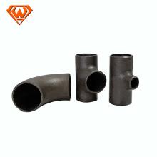 Доброй воли Шаньси ASTM Черная железная Труба сваренная прикладом штуцеры