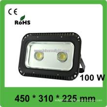 Hochleistungs-100w Flutlicht, wasserdichte LED-Flut-Außenlampe