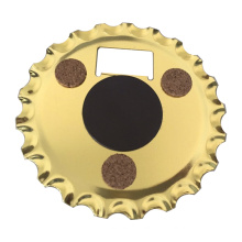 Customized Ovc Sticker Zinc Alloy Bottle Opener for Souvenir