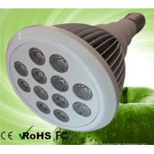 Branco de habitação 12W Luce PAR LED PAR 38 luz