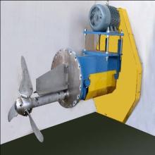 Легкая установка мешалки для пульпы