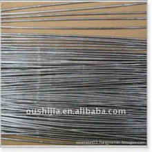 Hot Dipped Galvanized Straight Cut Wire(factory)