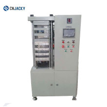 Machine de stratification automatique de carte à puce RFID de contrôle de PLC / Ningbo