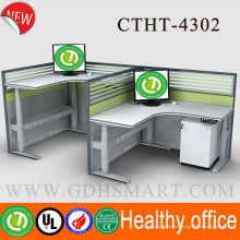 Здоровая защита Л ноги электрическая регулируемая по высоте стол офисная мебель стоя стол исполнительный офисный стол