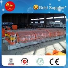 China Cold Roll Maschine, Metall Fliesen produzieren Linie
