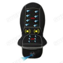 Electric Cooling Heating Vibrating Massage Cushion Car Seat Massage Mattress