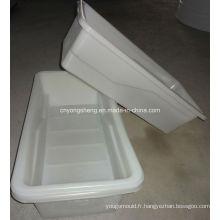 Grand moule en plastique de baignoire pour bébé