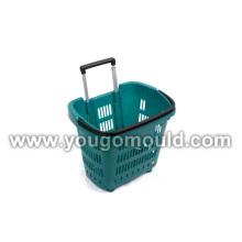 Shopping Basket Mould