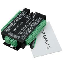 Contrôleur LED WS24LU3A décodeur 24 canaux RGB lumière avec contrôleur de module DMX512
