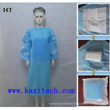 Sterile Disposable SMS Non Woven Surgical Gown Supplier Kxt-Sg02