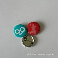 Skull Button Badge, Custom Organization Badge (HY-MKT-0023)