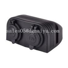 12 / 24V Auto Zigarettenanzünder mit USB-Ladegerät Marine Zigarettenanzünder