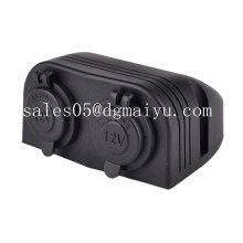 12/24V автомобильного прикуривателя с USB зарядное устройство морской прикуривателя