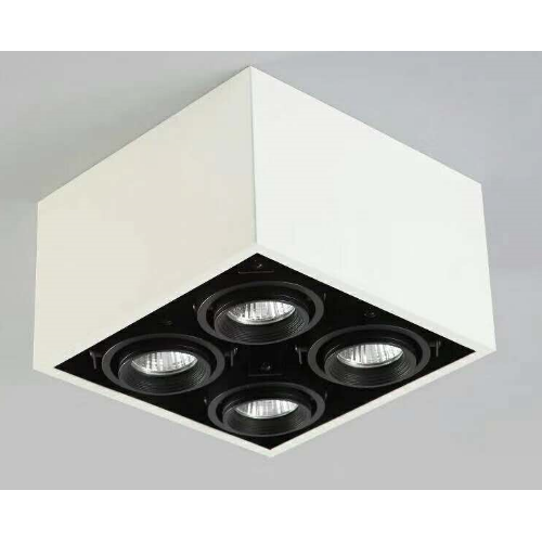 Concealed installation White 50-55W LED Downlight