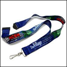 Модные логотипы Сублимационные шейные ремни для конкурса