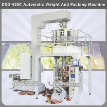 High Efficency Full-Automatic Weight and Packing Machine