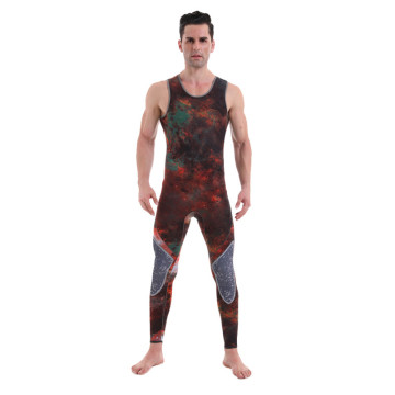 Trajes de neopreno Seaskin Mens Long John Neoprene CR