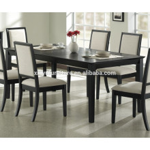 Simple design wooden restaurant table set XYN1491