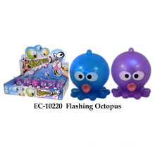 Funny Flashing Octopus Toy