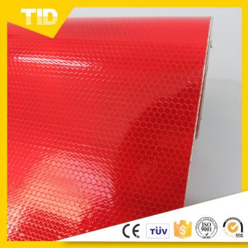 PVC-reflektierende Folie für Werbung