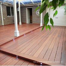 Merbau Hardwood Waterproof Outdoor Decking Floor Covering