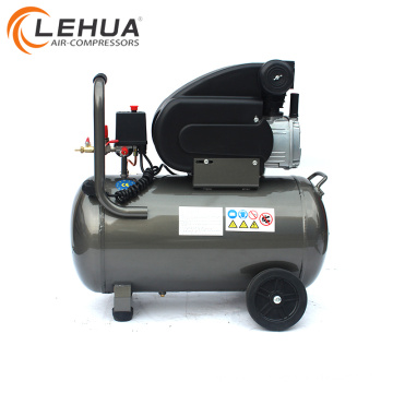 Especificação do compressor de ar do pistão do poder 2hp 50L da CA