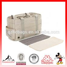 Nouveau Japense Design tissu Pet Dogs sac facilement lavable (ES-Z295)