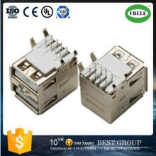 Parte de conector USB resistente al agua Fbusba2-115b (FBELE)