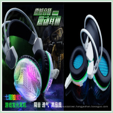 Professional LED Game Headphone for PC Laptop Skype Gamer