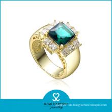 Neues Design Whosale Stein Ring