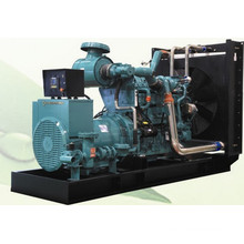 1700kw Dual-Fuel Generator Set with Yuchai Engine