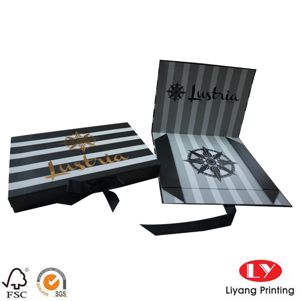 Black and white gift box2