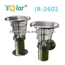 Outdoor lighting CE Wall Solar Light 2602 Series LED Wall Light China Supplier(JR-2602)