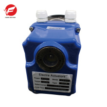Tecnologia elétrica padrão de válvulas de controle